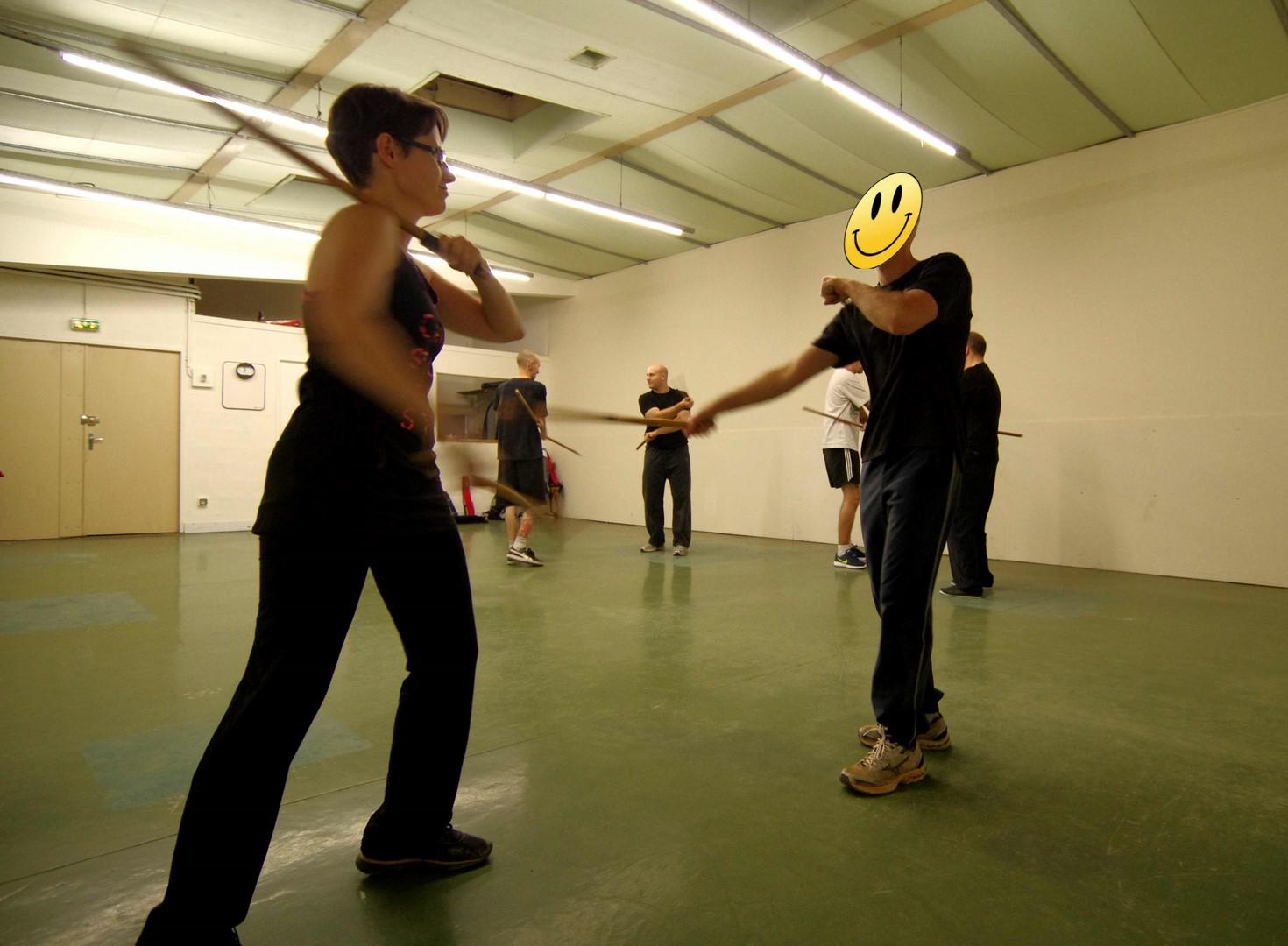 Salle de self-défense à Besançon